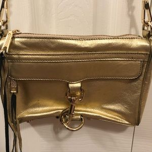 Authentic Rebecca Minkoff Mini MAC Bag